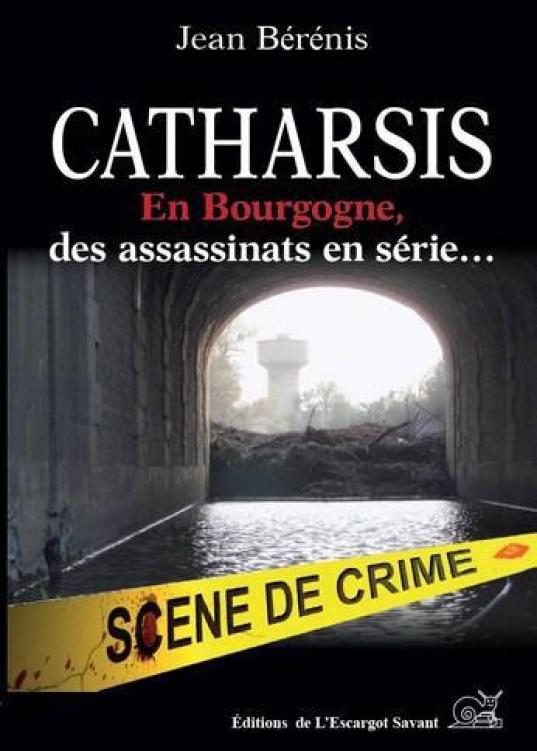 Livre Catharsis Jean Berenis