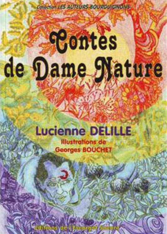 livre Contes de Dame Nature
