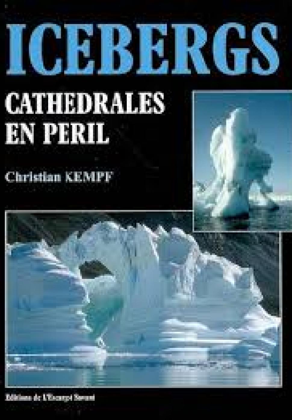Icebergs, cathédrales en péril