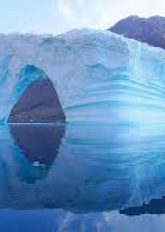 Icebergs en anglais
