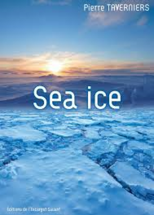 Sea ice Pierre Taverniers