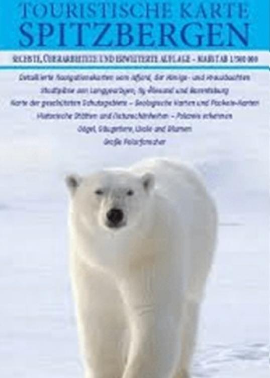 Spitzbergen (Allemand)